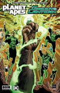Planet of the Apes Green Lantern Vol 1 1