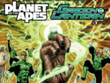 Planet of the Apes/Green Lantern Vol 1 1
