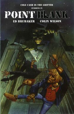 Cover for the Point Blank Trade Paperback