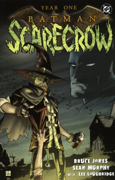 year one  batman  scarecrow vol 1
