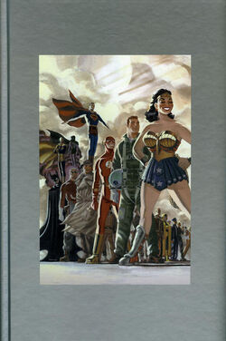 Cover for the Absolute DC: The New Frontier Trade Paperback
