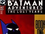Batman Adventures: The Lost Years Vol 1 1