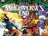 Dark Nights: Death Metal Multiverse's End Vol 1 1