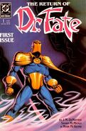 Doctor Fate Vol 2 1