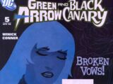 Green Arrow and Black Canary Vol 1 5