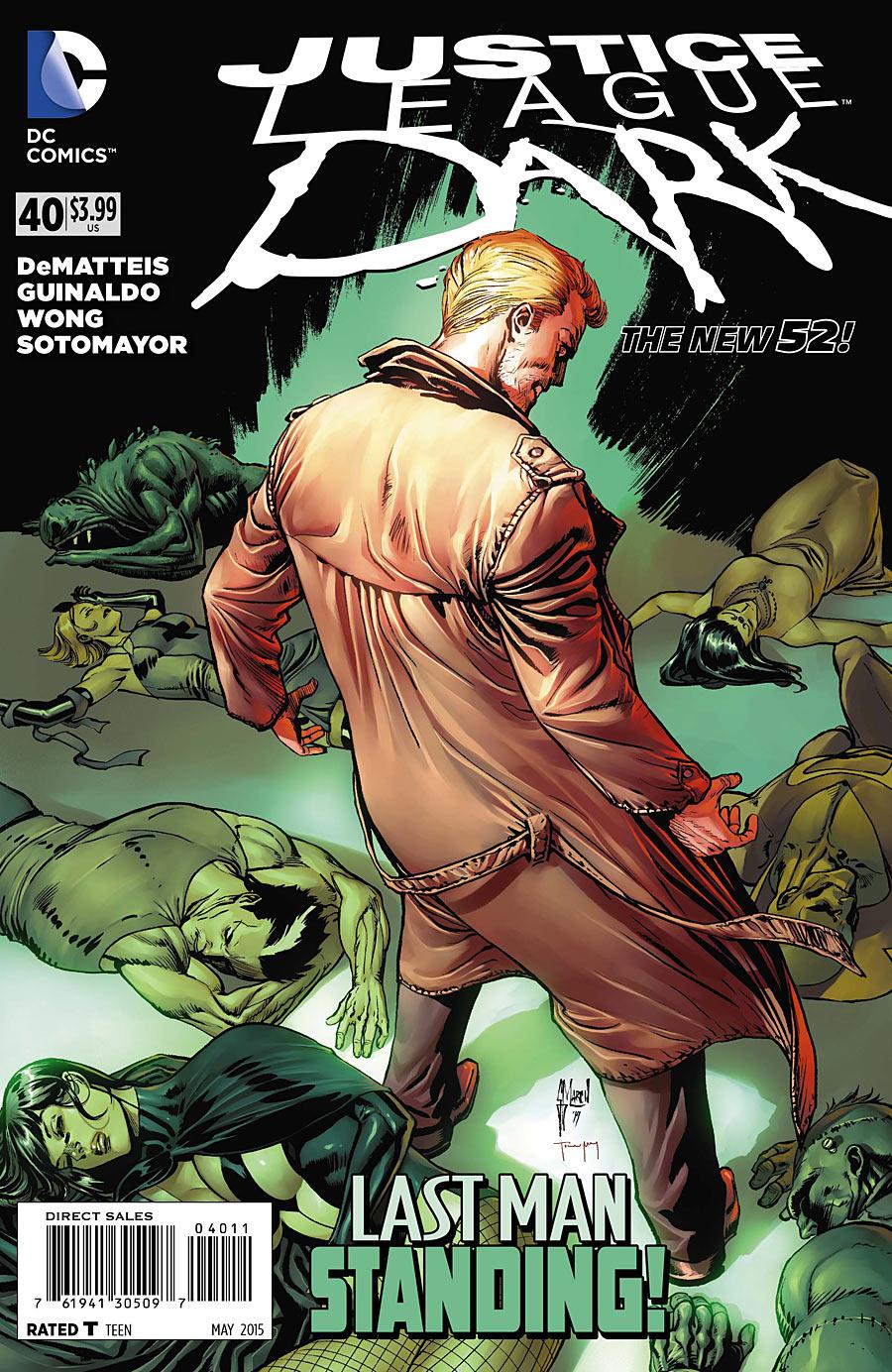 Justice League Dark Vol 1 40   DC Database   FANDOM ...