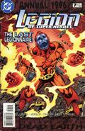 Legion of Super-Heroes Annual Vol 4 7