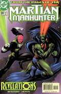 Martian Manhunter Vol 2 21
