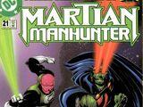 Martian Manhunter Vol 2 21