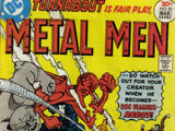 Metal Men Vol 1 50