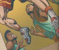Metropolis Monarch Basketball 001