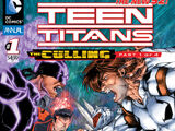 Teen Titans Annual Vol 4 1