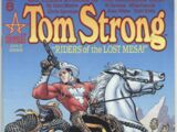 Tom Strong Vol 1 8