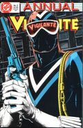 Vigilante v.1 Annual 2