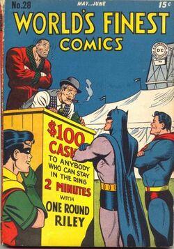 World's Finest Comics 28