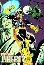 Agent Liberty 001