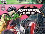 Batman and Robin Vol 1 24