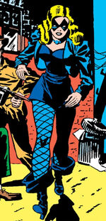 Dinah Drake, Black Canary, Golden Age