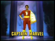 Captain Marvel Legends of the Superheroes 001