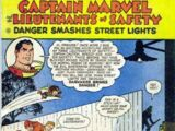 Captain Marvel and the Lieutenants of Safety Vol 1 3