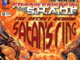 Frankenstein, Agent of S.H.A.D.E. Vol 1 12