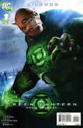 Green Lantern Movie Prequel Kilowog Vol 1 1