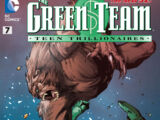 Green Team: Teen Trillionaires Vol 1 7