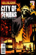 Hellblazer City of Demons Vol 1 1
