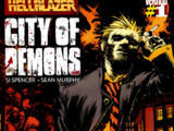 Hellblazer: City of Demons Vol 1