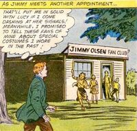 Jimmy Olsen Fan Club 0001