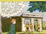 Jimmy Olsen Fan Club