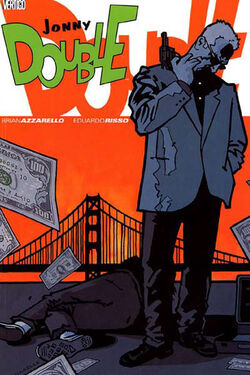 Cover for the Jonny Double Trade Paperback
