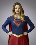 Kara Zor-El Supergirl TV Series 0001