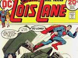 Superman's Girl Friend, Lois Lane Vol 1 135