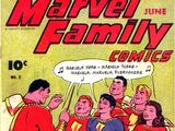 Marvel Family Vol 1 2