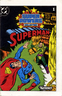 Super Powers Collection Vol 1 1