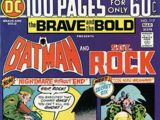 The Brave and the Bold Vol 1 117