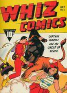 Whiz Comics 6