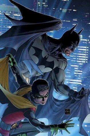 File:Batman and Robin Vol 1 16 Textless Variant.jpg