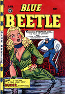 Blue Beetle Vol 1 52