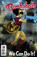 DC Comics Bombshells Vol 1 5