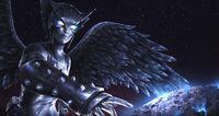 Hawkgirl IGAU Ending 0001