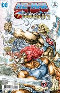 He-Man Thundercats Vol 1 1