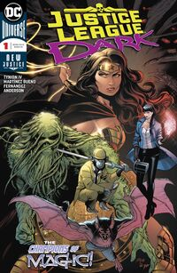 Justice League Dark Vol 2 1
