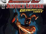 Justice League: Generation Lost Vol 1 13