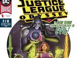 Justice League Odyssey Vol 1 1