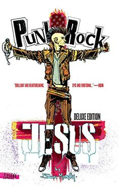 Cover for the Punk Rock Jesus Deluxe Edition Trade Paperback
