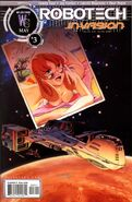 Robotech Invasion Vol 1 3