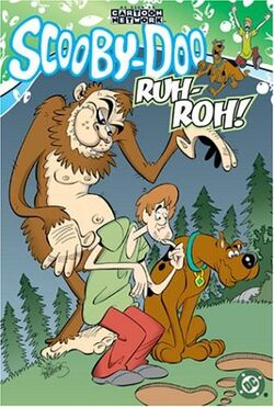Cover for the Scooby-Doo: Ruh-Roh! Trade Paperback