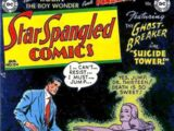 Star-Spangled Comics Vol 1 124